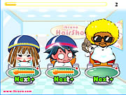 Click to Play Hair Shop