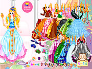 Click to Play Princess Gown Dressup
